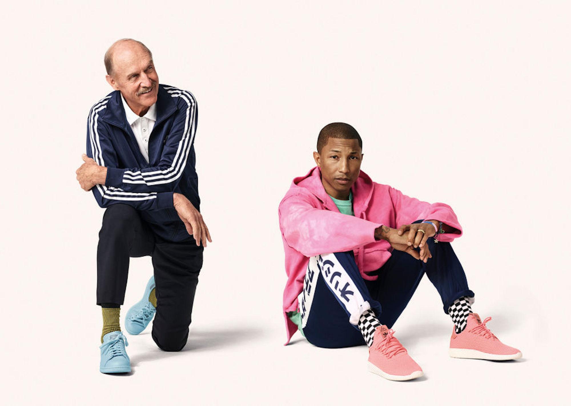 Van Pharrell tot Kanye: 10 opvallende samenwerkingen tussen