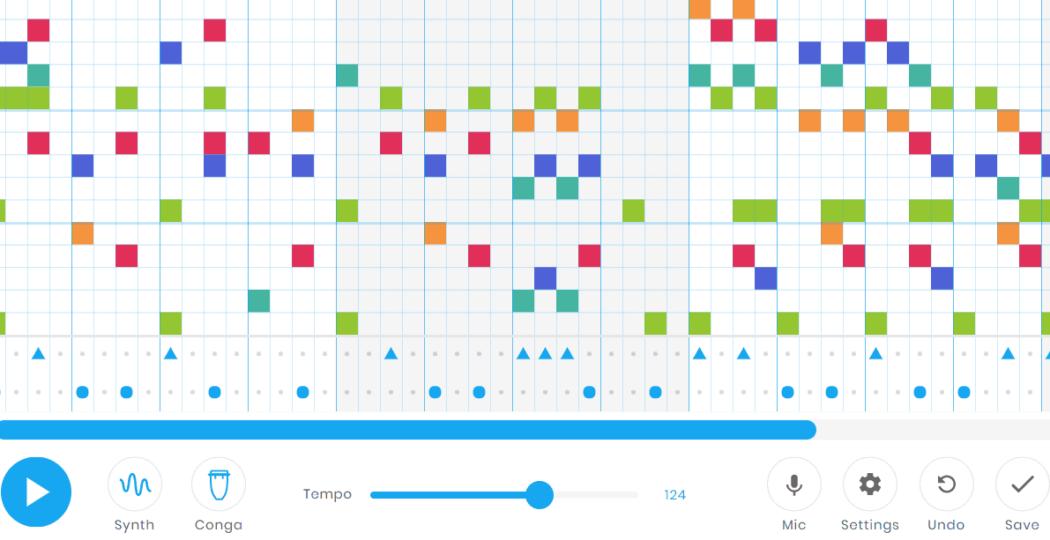 Maak muziek in je browser met de Song Maker van Google
